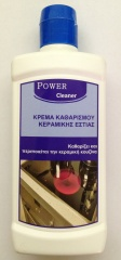 CLEANING EMULSION FOR CERAMIC HOB POWER CLEANER 250ml